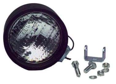 Picture of 12-volt sealed beam headlight