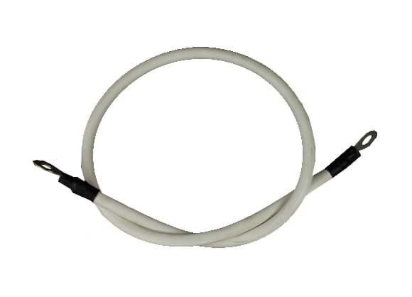 Picture of Wire assy, #6 white