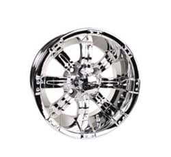 Picture of Wheel, 10x6 TEMPEST, Mirror, 3+4 offset.