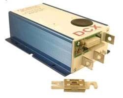 Picture of Alltrax 24-48 volt 300 amp (DCX300IQ) programmable solid state speed controller