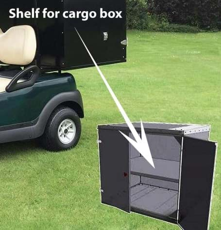 Picture of Shelf For Closed Aluminium Cargo Box