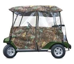 Picture of Four sided heavy duty enclosure, camo