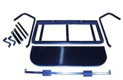 Picture of 4 passenger, hardware seat kit. Club Car DS