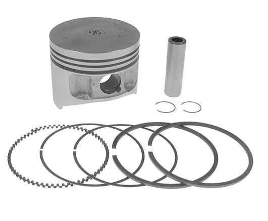 Picture of Piston and ring assembly, standard