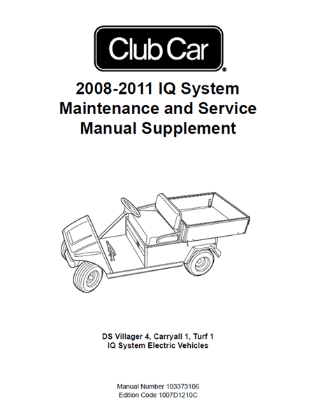 Picture of M&S, 2008 IQ SYSTEM SUPPLEMENT