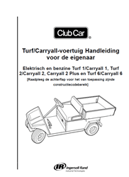 Picture of 2000 UP TO 2014 - Turf/Carryall - OM - Gasoline & Electric - NL