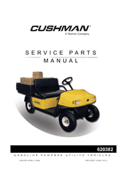 Picture of 2008 – CUSHMAN - CUSHMAN 280; CARB - SM - GAS
