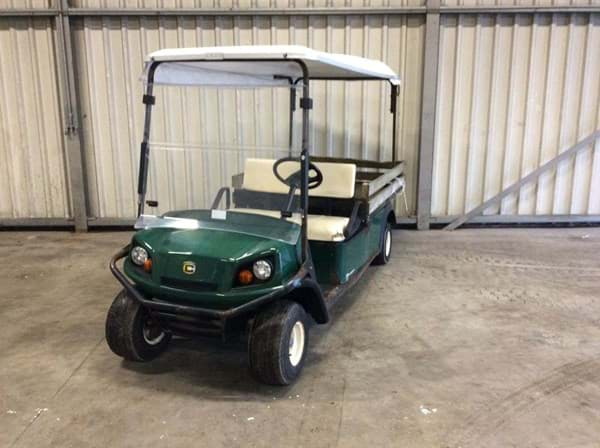 Picture of Used - 2014 - Electric - Cushman shuttle 2 - Green
