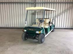 Picture of Used - 2008 - Electric - Club Car Villager 6  - Green
