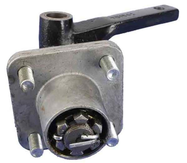 Picture of Spindle assembly, drivers side