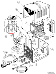 Picture of Kit, Wire assembly