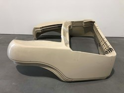 Picture of Used | Rear Body Panel, Beige |5 pieces | 8 Days Warranty