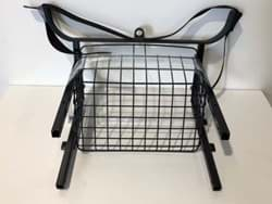 Picture of Used | Complete Sweater Basket, Black, incl mounting kit