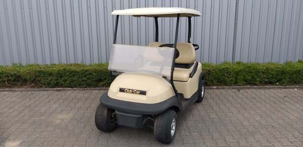 Picture of Used - 2015 - Electric - Club Car Precedent - Beige