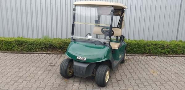 Picture of Used - 2012 - Electric - E-Z-Go Rxv - Green