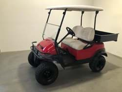 Picture of Used - 2012 - Electric - Club Car Precedent Lynx (Refurbished) - Red