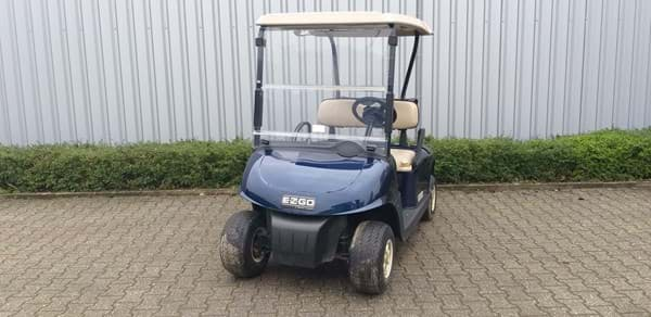 Picture of Used - 2015 - Electric - E-Z-Go Rxv - Blue